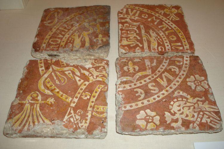 The Buckingham Tiles