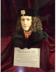 Richard at sudeley again
