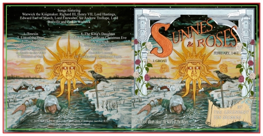 Album cover of Sunnes and Roses