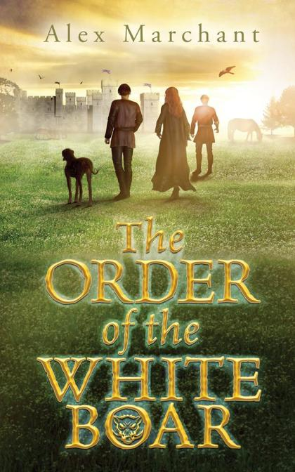 Cover of 'The Order of the White Boar'
