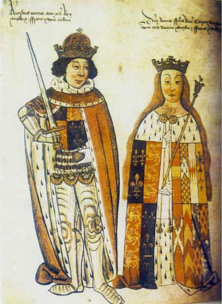 Richard-III-and-Anne-Neville-taken-from-the-Salisbury-Roll