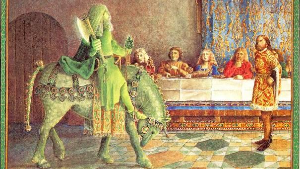 Gawain and Green Knight