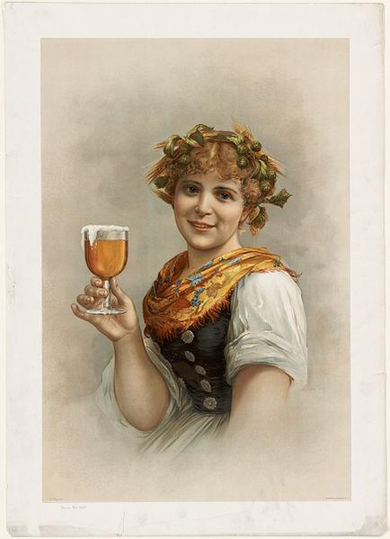 battle edgecote barmaid