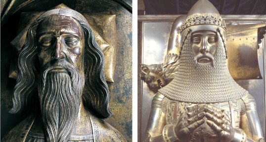 Edward III and the Black Prince